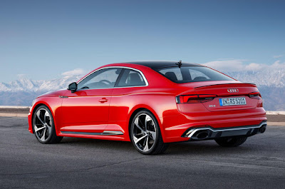 Audi RS5 Coupe 2018 Reviews, Specs, Price