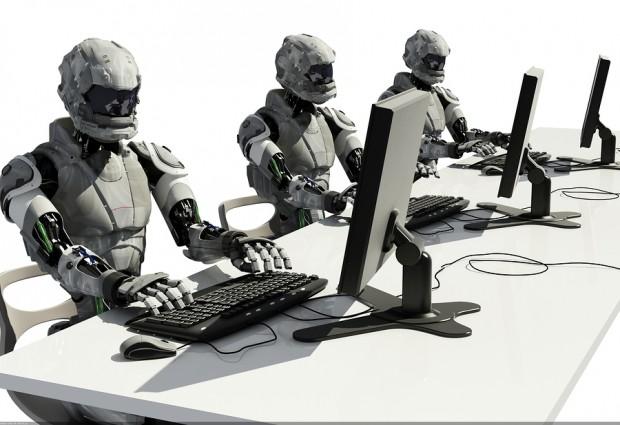 Πού θα οδηγήσει η εισβολή των ρομπότ στην αίθουσα σύνταξης;