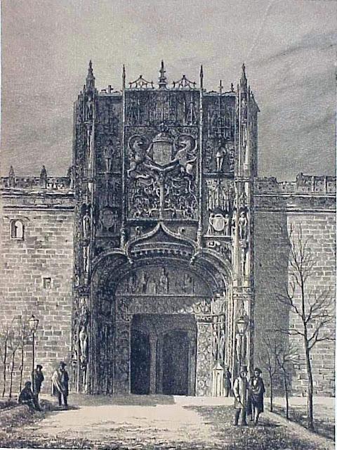 San Gregorio Parcerisa Valladolid