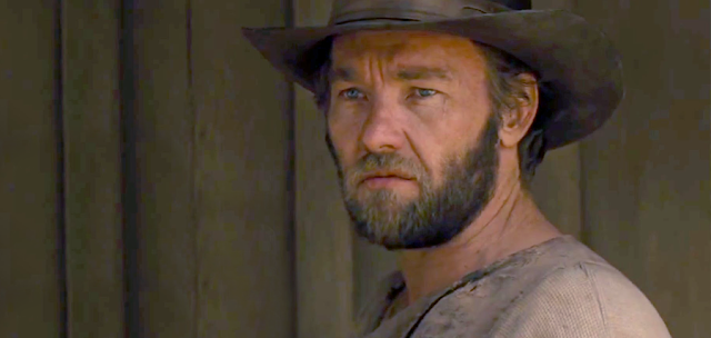 Joel Edgerton în Jane Got A Gun