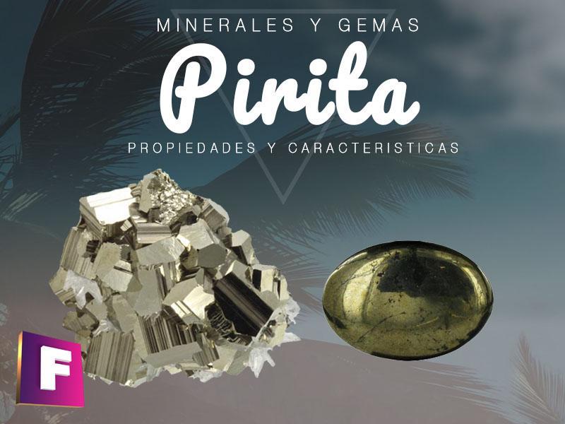 pirita propiedades características y sus aplicaciones | foro de minerales