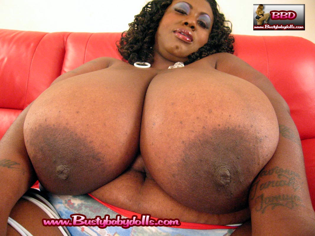 Biggest Black Titties-3299