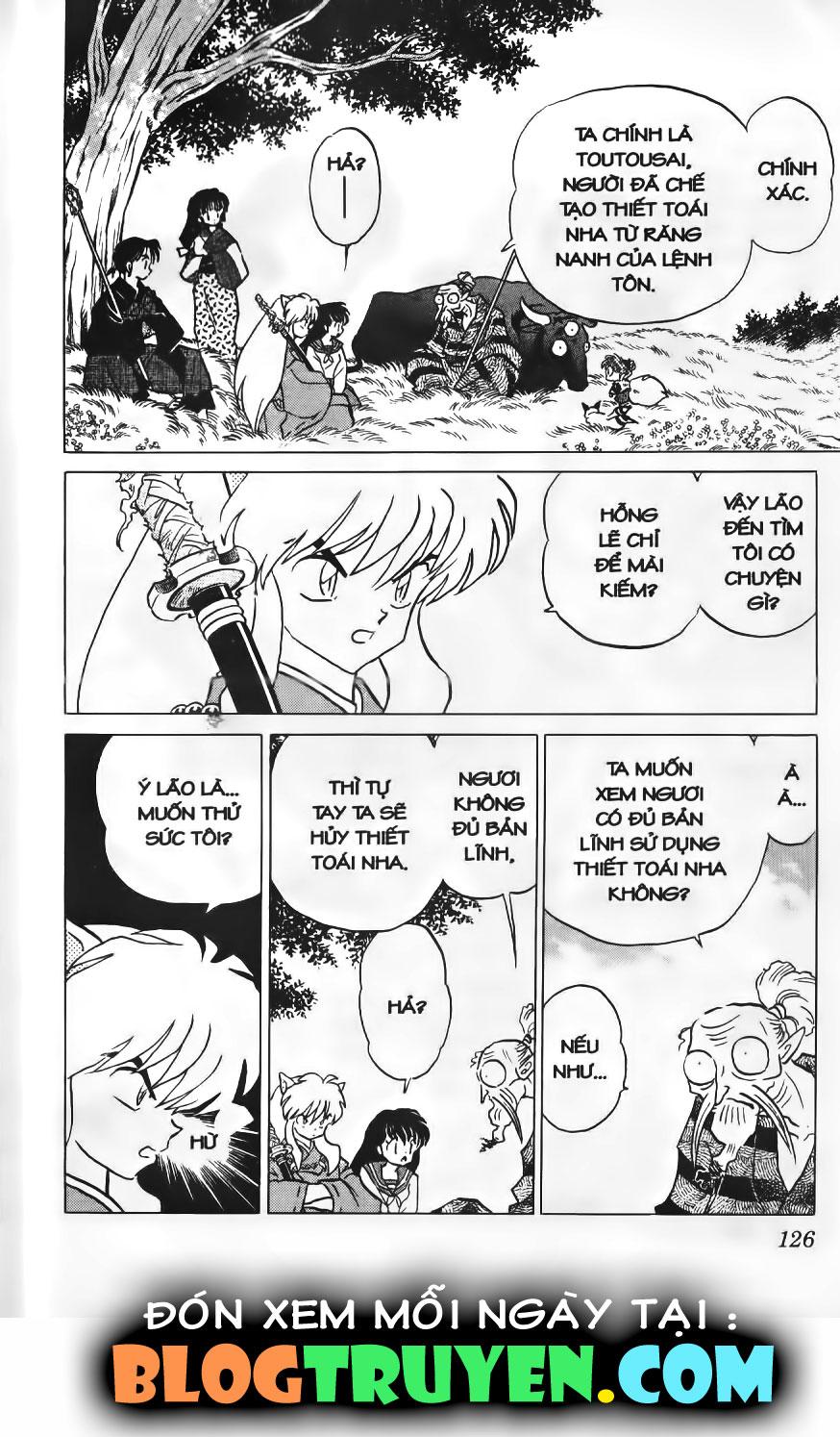 Inuyasha vol 13.7 trang 15