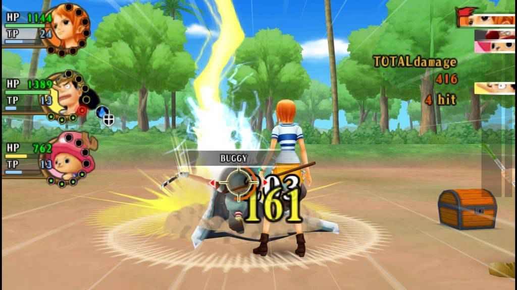 one piece pirate warriors iso psp