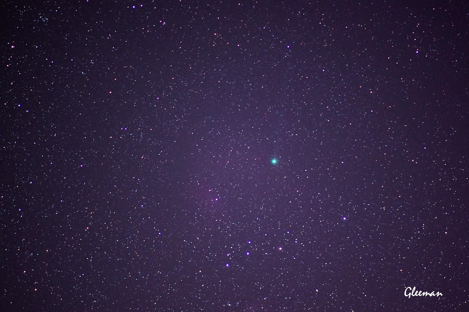 Comet Jacques, Pentax K5+O-GPS1/DA*200 /LPS-P2
