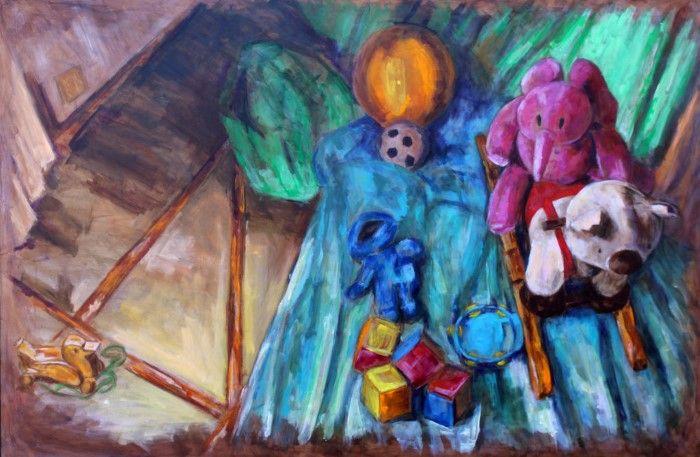 Испанский художник. Josep Barcelo