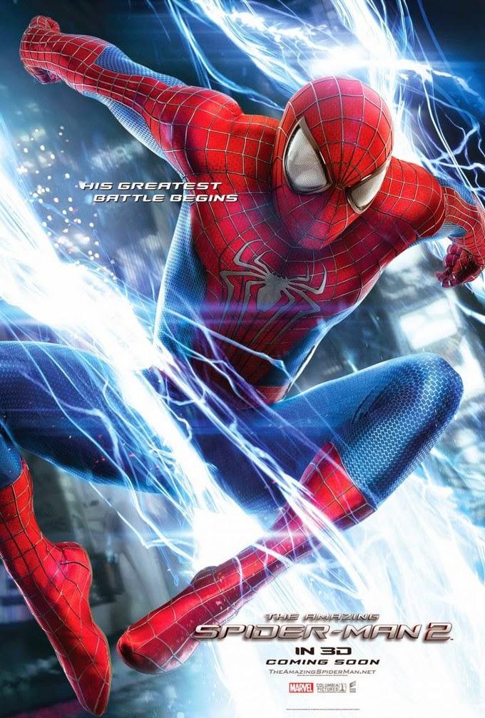 niesamowity spider-man 2 recenzja filmu garfield stone