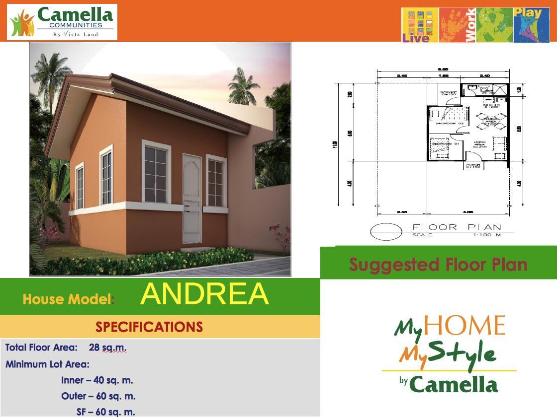 Camella Lessandra Iloilo By Camella Homes Iloilo Of Vista