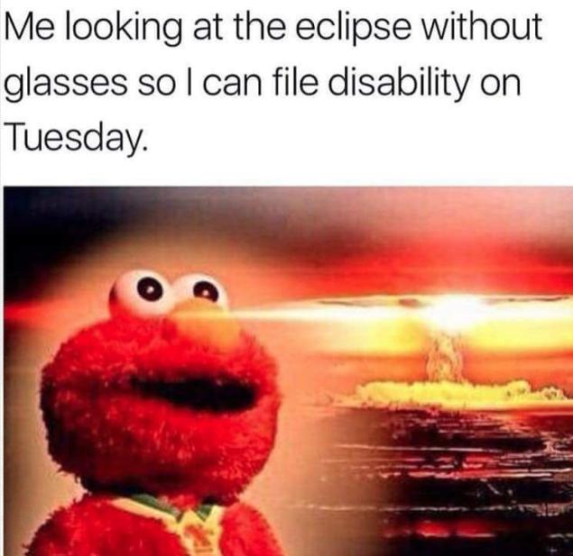 Elmo Eclipse Meme elmo solar eclipse meme top 10,Elmo Meme