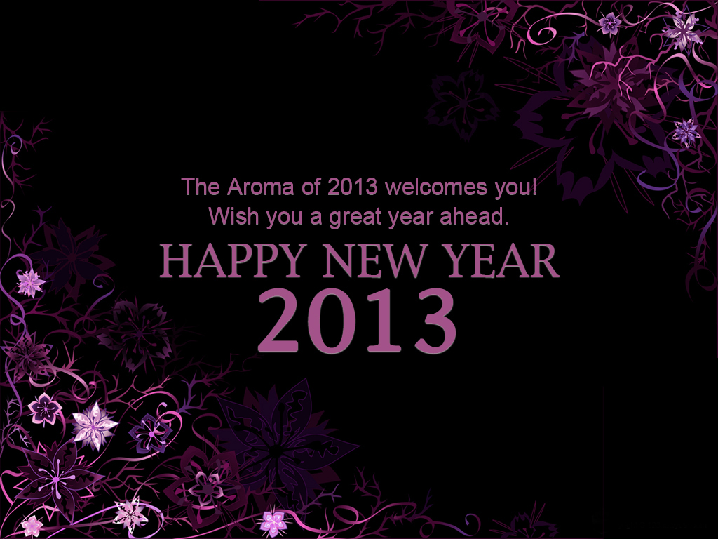 Happy New Year 2013 Sayings for Greeting Cards - PPT Garden