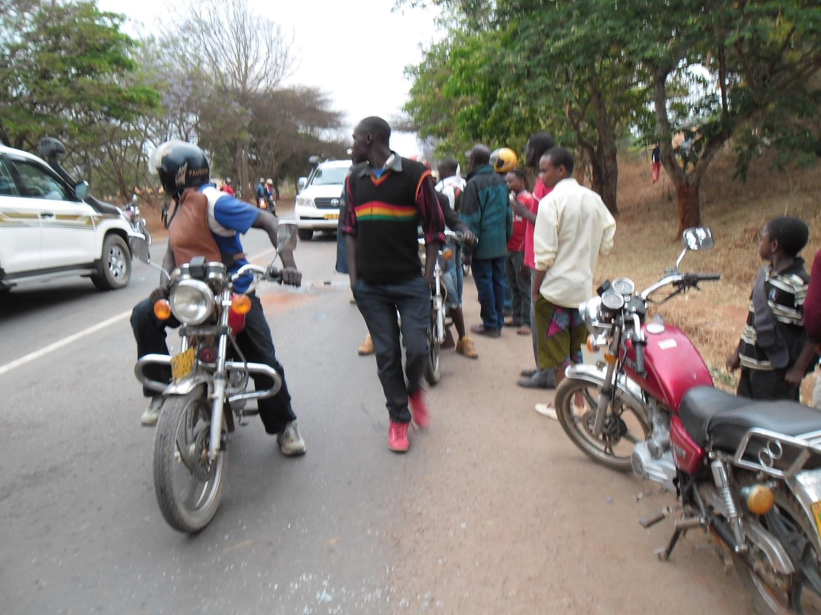 Kanga Moja Ndembendembe