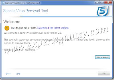 Download Latest Sophos Tool