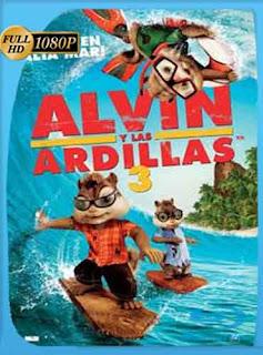 Alvin y las Ardillas 3  2011 HD [1080p] Latino [Mega] dizonHD
