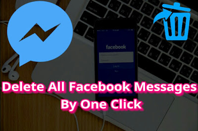 Facebook Ke All Messages Ek Sath Delete Kaise Kare