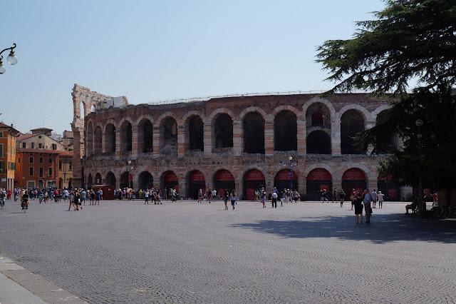 Verona Italia Arena