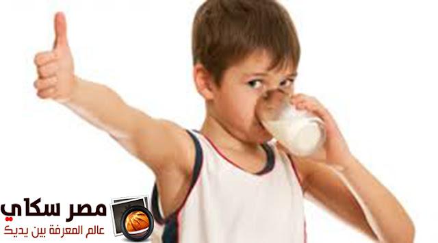 تعرف على أهم مشاكل شرب الحليب مع الأطفال