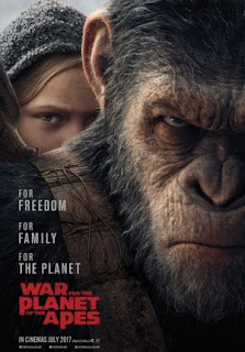 War for the Planet of the Apes 2017