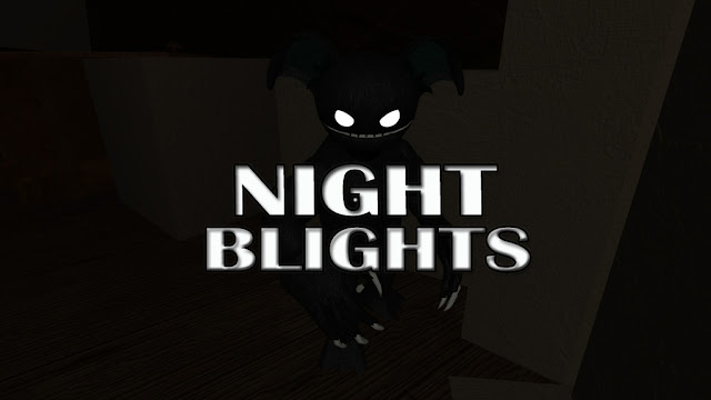 Cover Game Night Blights