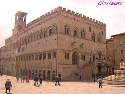 piazza Priori Perugia
