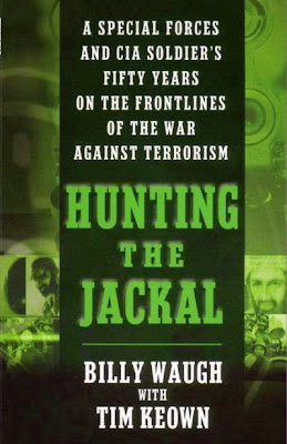 Hunting the Jackal by Billy Waugh and Tim Keown - book cover