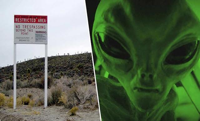 Εργαζόμενος στην Περιοχή 51 αποκάλυψε Κατά λάθος Επτασφράγιστο Μυστικό για τους Εξωγήινους, ενώ ήταν Τύφλα στο Μεθύσι!