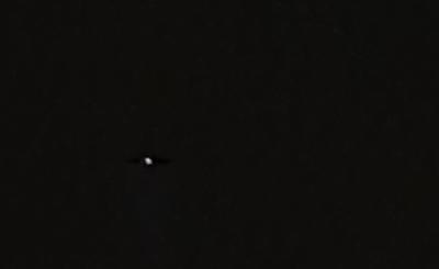 UFO Sighting in Polanów, Województwo zachodniopomorskie.