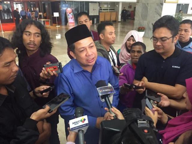 Fahri Hamzah Ingatkan Jokowi-JK Soal Ini