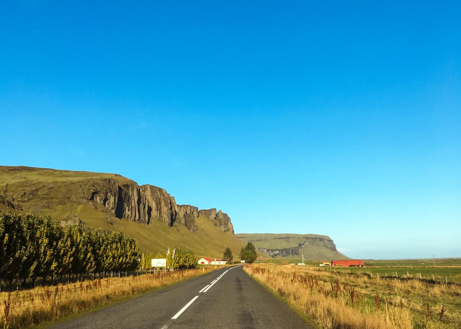 Islandia, droga, wyprawa