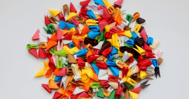 Razcapapercraft: Sell 3d origami pieces - photo#8