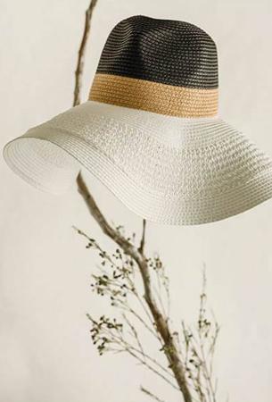 sombreros en El Corte Inglés de Gloria Ortiz primavera verano 2016