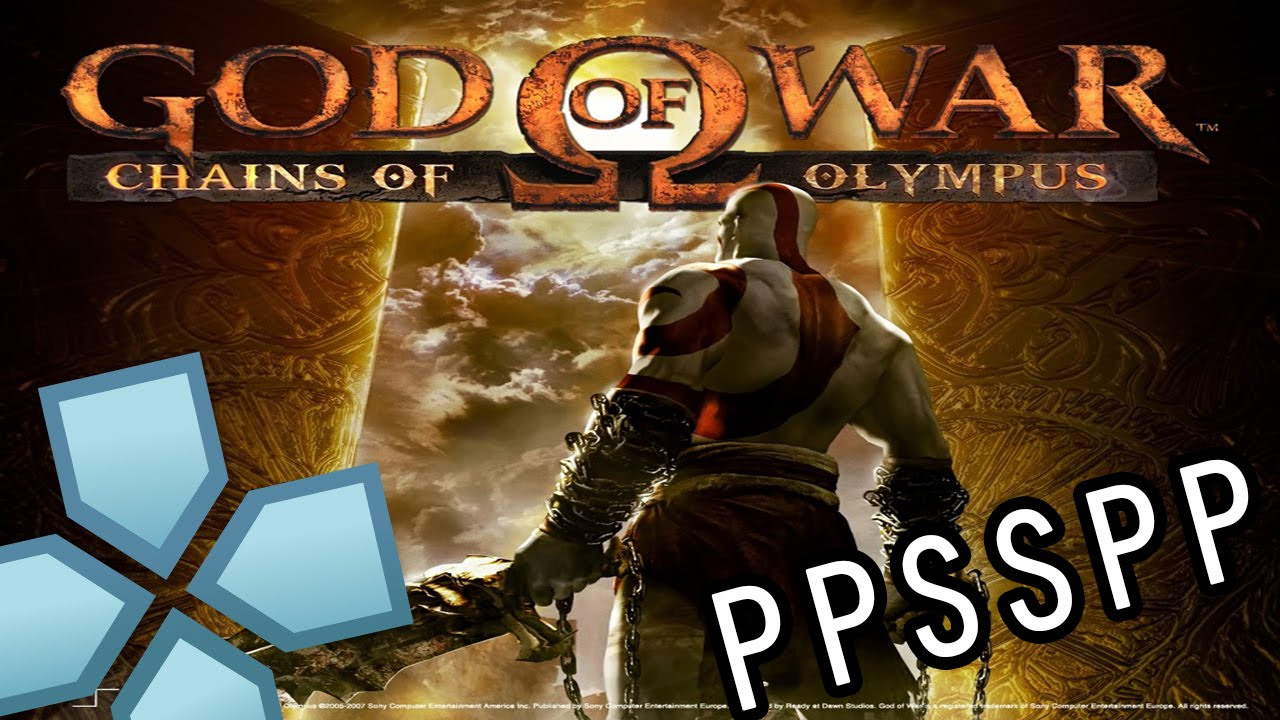 God Of War Chains Of Olympus [PSP] Highly Compressed CSO
