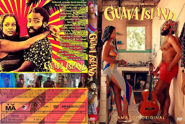 Guava Island DVD Cover