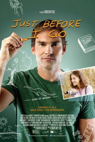 Just Before I Go [2014] [DVDR] [NTSC] [Subtitulado]