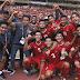 Diperkuat Tiga Pemain Senior, Ini Daftar 24 Penggawa Timnas Indonesia Hadapi AWST Cup 2017