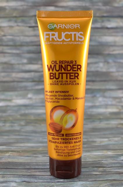 Garnier Fructis Wunder Butter leave in Kur