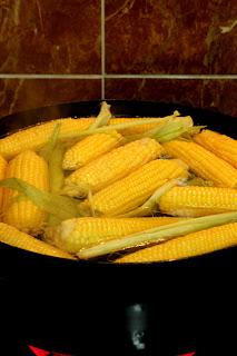 Kuvani kukuruz - najbrži način