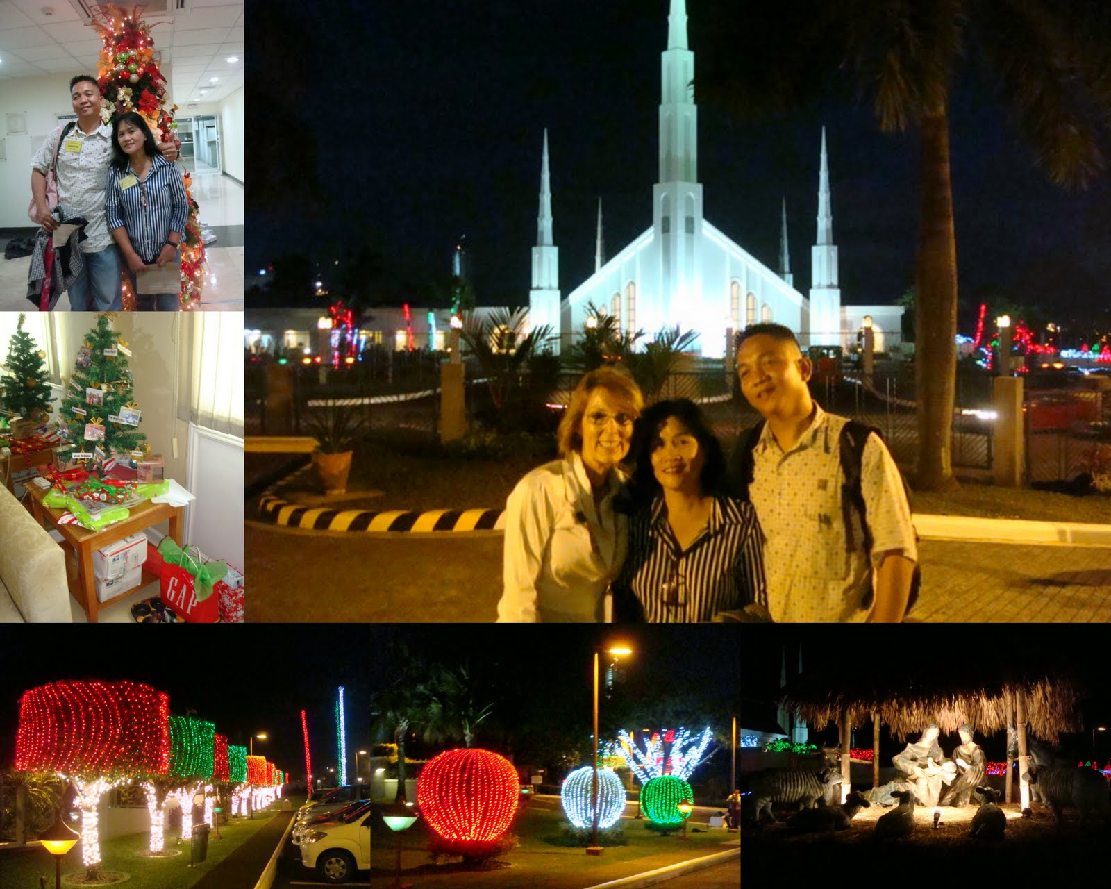 Philippine Quezon City Mission Christmas In The Philippines
