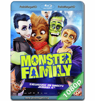 LA FAMILIA MONSTER (2017) 1080P HD MKV ESPAÑOL LATINO