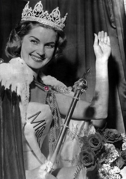 Miss World Of 1958 – Penelope Anne Coelen