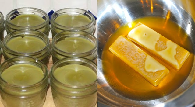 Σούπερ συνταγή για κηραλοιφή! Θεραπεύει τα πάντα απο εγκαύματα μέχρι δερματικές παθήσεις