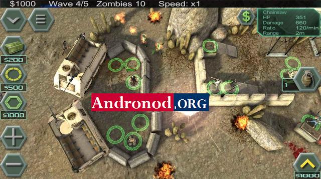 Download Zombie Defense Mod Apk