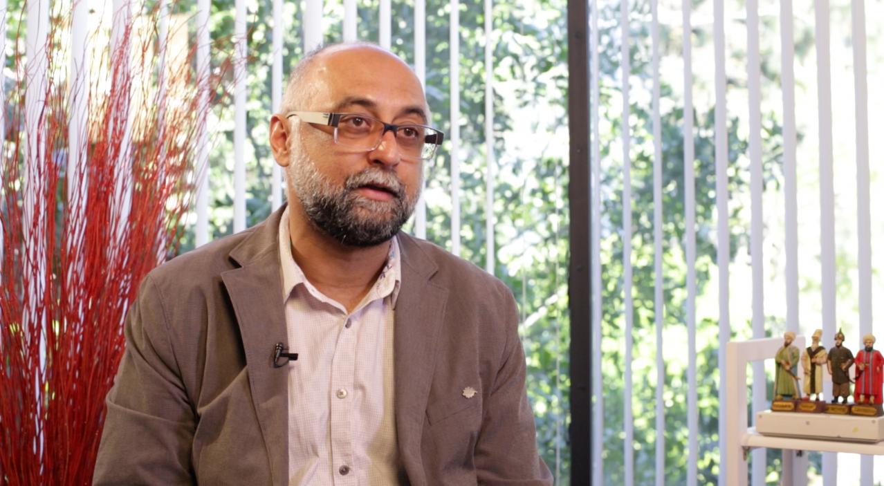 Prof. Amir Hussain