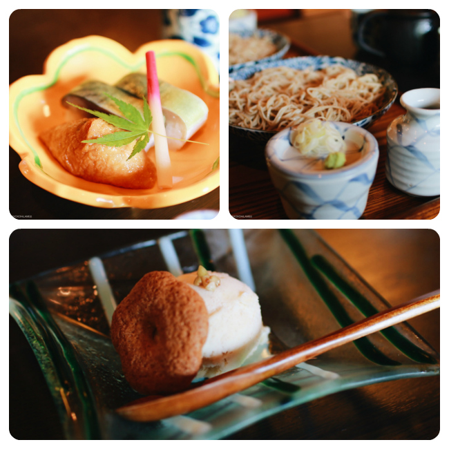 兵庫県丹波市柏原町観光 武家屋敷 和さび ランチ 和食