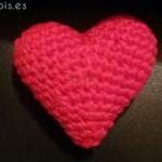 patron gratis corazon amigurumi   free pattern amigurumi heart