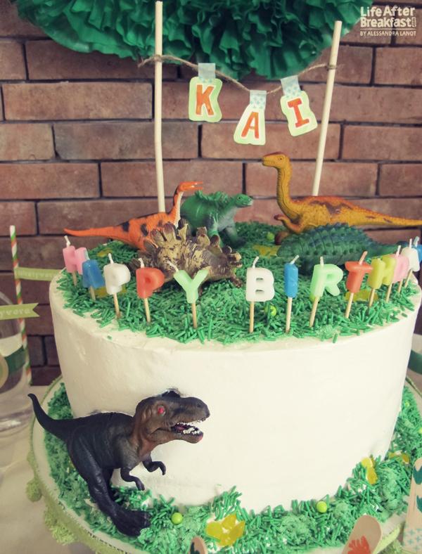 Dinosaur Sheet Cake Ideas
