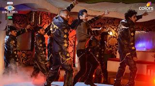 Dance performances by Bigg boss 9 contestants