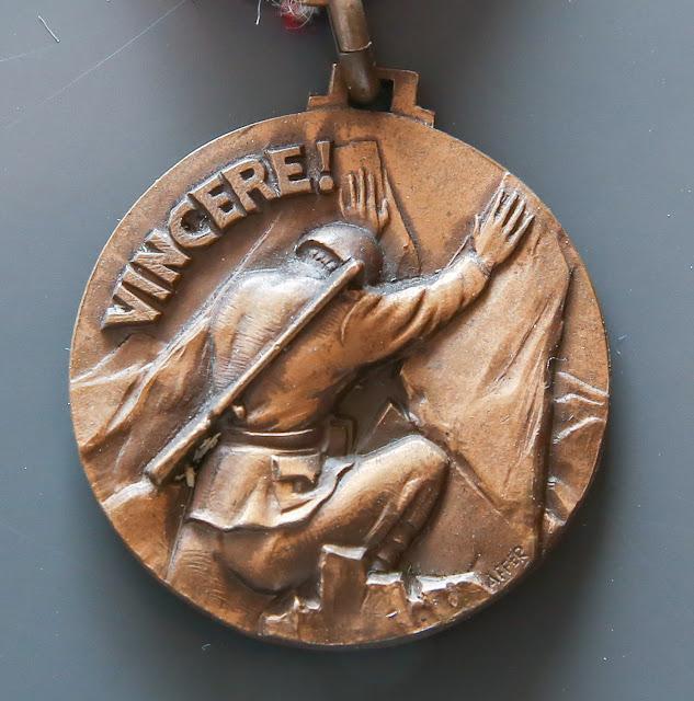 Medaglia per la Battaglia del Fronte Alpino Occidentale