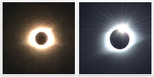 Totality smart phone vs Nikon Camera