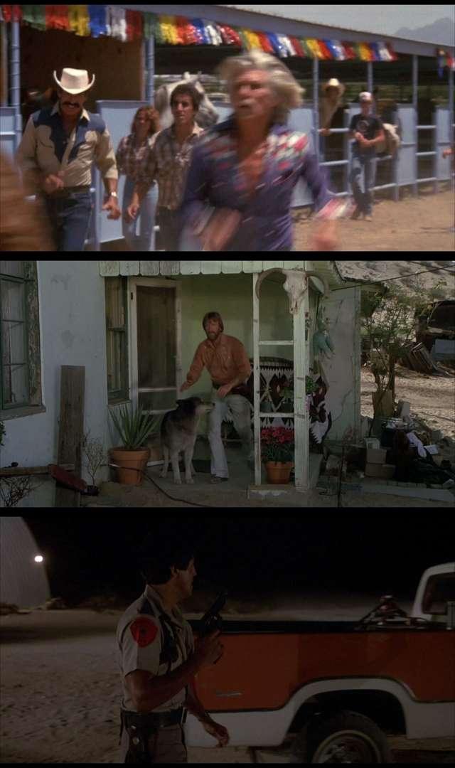 McQuade, lobo solitario (1983) HD 1080p Latino