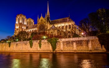 Wallpaper: Notre Dame de Paris